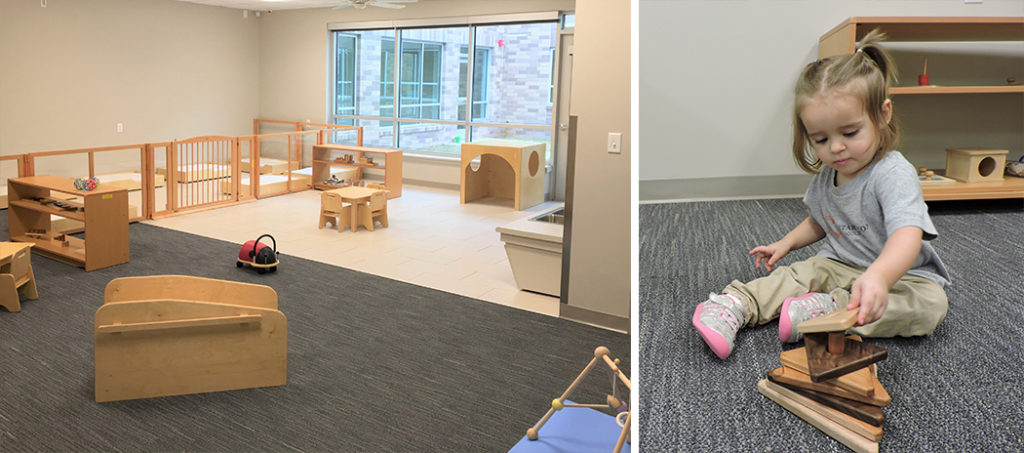 infant classroom starwood