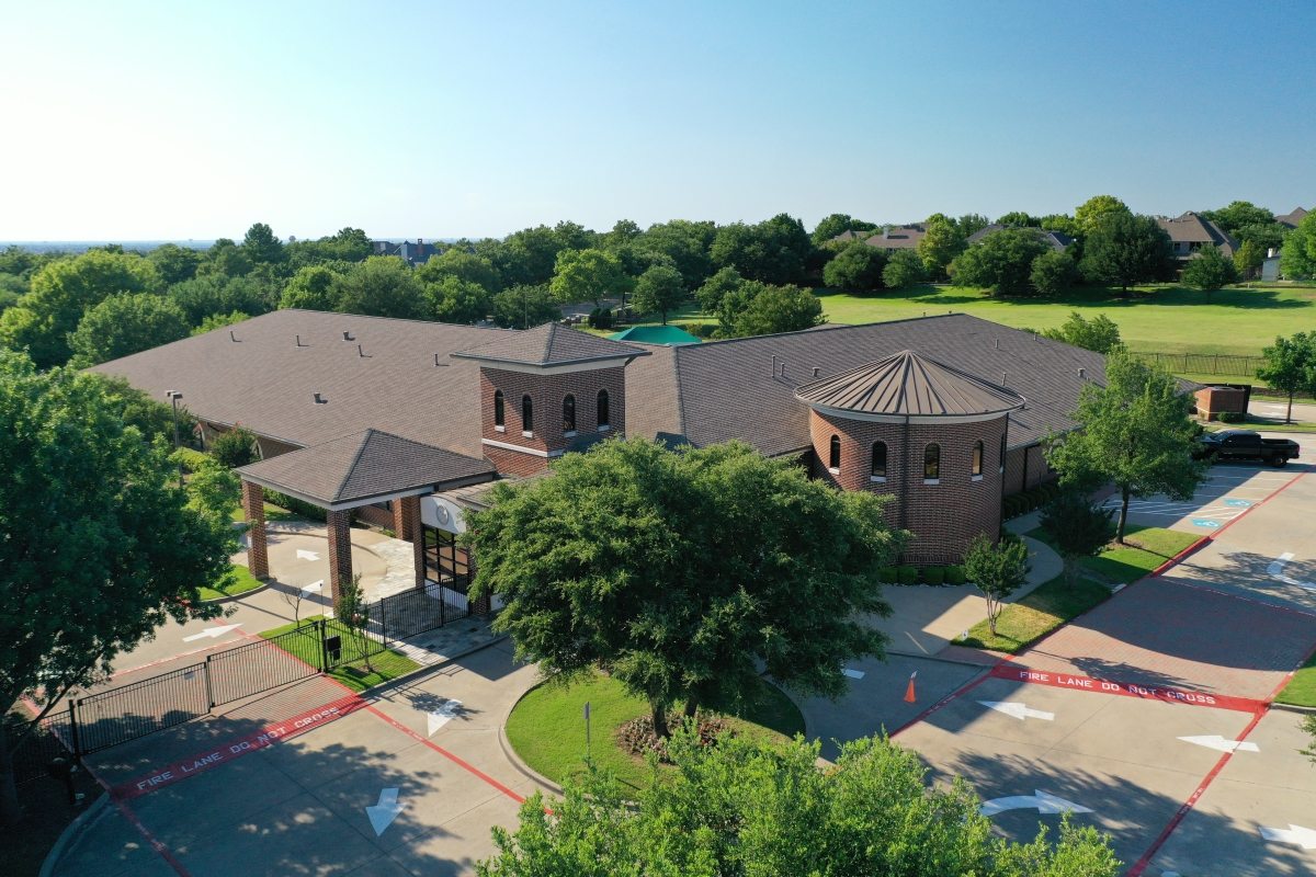 Starwood Montessori School Ariel Shot